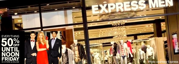 Express Men Clothing Store