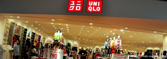 Uniqlo Clothing Store