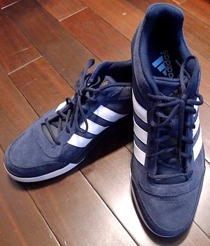 Men's Adidas Dark Blue Sneakers