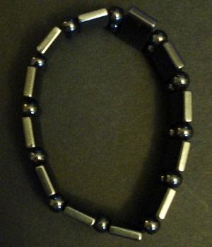 Black Link Bracelet