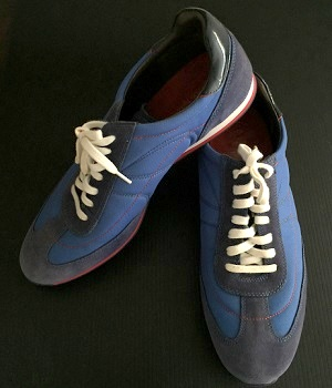 Men's Cole Haan Dark Blue Fashion Sneakers