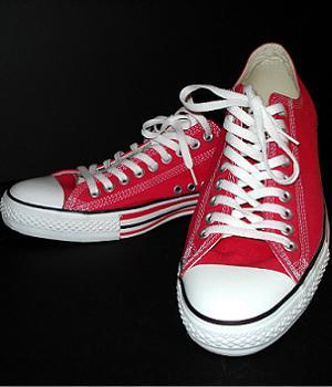 Men's Converse All Star Pink Shoes