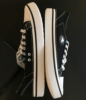 Men's Converse All Star Black Canvas Sneakers
