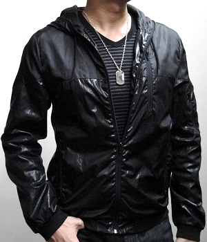 Men Fashion Jacket Lightweight Men s H amp M Black Lightweight