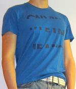 Calvin Klein Dark Blue Graphic T-Shirt