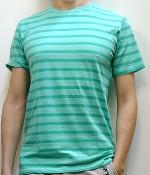 Zoo York Green Striped T-Shirt