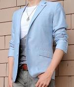 H&M Baby Blue Blazer