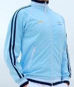 Miami Style Blue Track Jacket