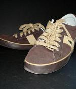 Polo Ralph Lauren Brown Sneakers